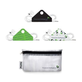 RuMe® Tech Nacho Cord Organizer Meal Deal Combo