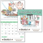 ON SALE-Never a Dull Moment Calendar - Spiral